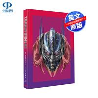 英文原版 变形金刚 视觉历史设定集艺术画册 限定版 Transformers:A Visual History 派拉蒙真