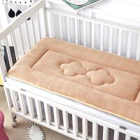 宝宝儿童幼儿园加厚床垫午睡婴儿床榻榻米垫被床褥子定做冬夏两用