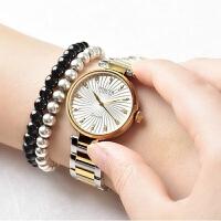 正品宝时捷手表女士石英表潮流时尚防水钢带女表保时捷手表50017