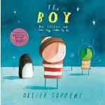 英文原版 Oliver Jeffers摘星星的孩子四本合集 含大量创作手稿 智慧小孩 精装 The Boy: His
