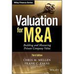 【预订】Valuation For M&A, Third Edition: Building And Measurin