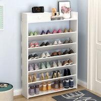 简易鞋架多层组装经济型家用鞋柜多功能宿舍防尘鞋架子省空间o7i