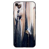 iPhone7手机壳苹果7plus保护套全包硅胶女8P男防摔仿木纹外壳个性创意