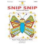 【预订】Snip Snip: Early Cutting & Readiness Skills Practice