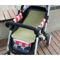 婴儿手推车草席 凉席坐垫儿童伞车夏季宝宝高景观推车席通用 其它