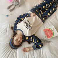 2018新款法兰绒睡衣女冬加厚加绒套装韩版卡通学生米奇睡衣珊瑚绒毛家居服