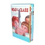 Head of the Class: Frindle; The Landry News; The Janitor's Boy 克莱门斯小说集:《粉灵豆》、《兰德里校园报》、《看门人的男孩》ISBN ISBN 9781416949749