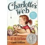 Charlotte's Web 夏洛的网(平装) ISBN9780064400558