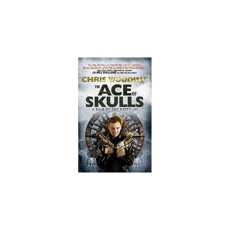 【预订】The Ace of Skulls: A Tale of the Ketty Jay 美国库房发货,通常付款后3-5周到货!