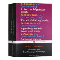 英语大词典 英文原版书 A Dictionary of the English Language 日常英语词汇 英文版