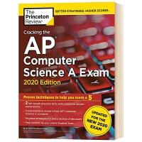 破解AP计算机科学考试2020版 英文原版 Cracking the AP Computer Science A Ex