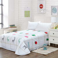 当当优品 纯棉斜纹床上用品 床单200*230cm 小时代