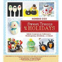 【预订】Sweet Treats for the Holidays: Edile Creations for Hall