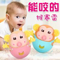 谷雨婴儿不倒翁一岁宝宝不倒猴8儿童1益智0玩具9六5十个月6-12九7