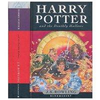 英文原版 Harry Potter and the Deathly Hallows(U.K.Edition)