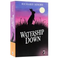 兔子共和国 海底沉舟 瓦沃特希普荒原 英文原版 Watership Down 理查德亚当斯 动物农场齐名奇幻小说 英文