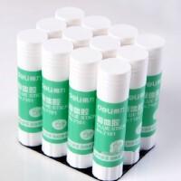 得力7101 固体胶棒 9克 办公型 固体胶 粘性强 手工固体胶水