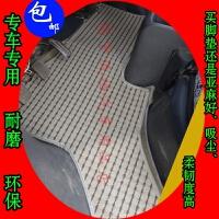 长安之星二代6363欧诺金牛星小康K17K07SV27C37面包车亚麻脚垫 汽车用品