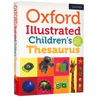 牛津图解儿童英语同义词字典 英文原版 Oxford Illustrated Children's Thesaurus 英文版进口工具书 正版