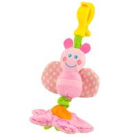 婴幼儿毛绒玩具 新生儿音乐摇铃床铃 婴儿玩具