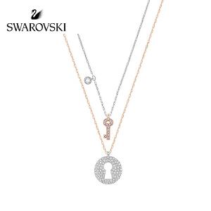 SWAROVSKI/施华洛世奇 CWH时尚心形链坠套装 5272240