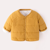 宝宝轻薄棉衣冬季2018新款男童棉袄儿童保暖新生婴儿外套冬装