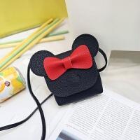 女童斜挎包韩版新款潮小包包女孩零钱包公主时尚包卡通可爱儿童包