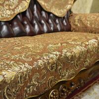欧式沙发垫防滑皮沙发坐垫客厅组合123沙发套罩全盖冬季