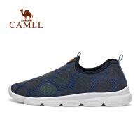 camel骆驼户外休闲鞋男 低帮透气平滑亲肤舒适休闲鞋