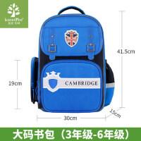韩国kk树书包小学生男1-3-4-6年级儿童背包女6-12周岁双肩包护脊