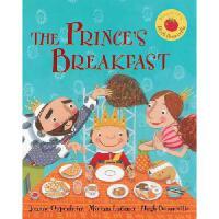 【预订】The Prince's Breakfast [With CD (Audio)]