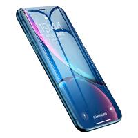 iPhone XR钢化膜苹果XR手机贴膜iphoneXR全屏覆盖xr抗蓝光全包玻璃ixr防爆X屏保i