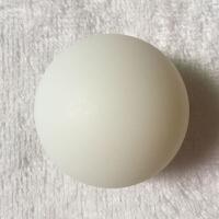 2018 乒乓球新材料40+无标三星级乒乓球 发球机多球专业训练用球 3星级