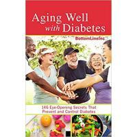 【预订】Aging Well with Diabetes: 146 Eye-Opening Secrets That P