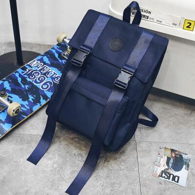 涩谷原宿风双肩包街头时尚个性情侣休闲背包校园高中学生电脑书包 一般在付款后3-90天左右发货,具体发货时间请以与客服协商的时间为准