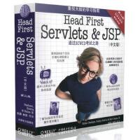 【旧书二手书8成新】 Head First Servlets and JSP(第二版2版)(中文版) 巴萨姆 中国电力