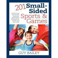 【预订】201 Small-Sided Sports & Games