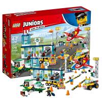 当当自营 乐高LEGO小拼砌师Juniors系列10764城市中央机场