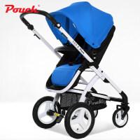 婴儿推车高景观婴儿车可坐可躺折叠宝宝推车儿童推车便携