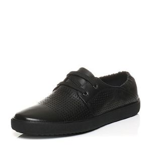 Belle/百丽夏季专柜同款牛皮鞋面打孔男皮鞋4UX01BM7