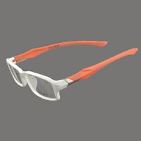 运动款眼镜框打篮球跑步男士配近视防蓝光变色眼睛镜片全框眼镜架