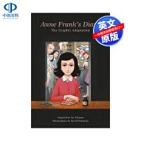 英文原版 安妮・弗兰克的日记:图形改编 Anne Frank's Diary Graphic Adaptation 插图