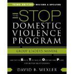【预订】The Stop Domestic Violence Program: Group Leader's Manu