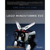 【预订】Exploring Lego Mindstorms Ev3: Tools and Techniques for