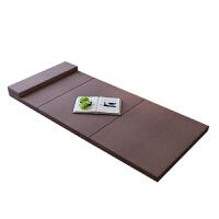 折叠床垫午休垫午睡垫打地铺睡垫单人办公室榻榻米学生宿舍海绵垫