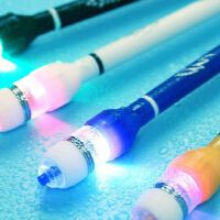 智高转转笔ZG-5099发光炫彩转笔 发光的转转笔