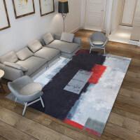 地毯卧室满铺房间地毯客厅简约现代防水防滑ins少女心地毯