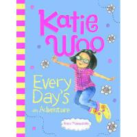 【预订】Katie Woo, Every Day's an Adventure