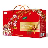 【年味狂欢 礼盒特惠】悦活优选100蜂蜜礼盒1508g