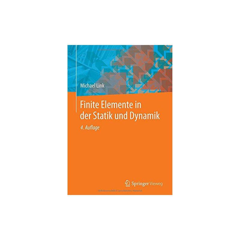 【预订】Finite Elemente in Der Statik Und Dynamik 9783658035563 美国库房发货,通常付款后3-5周到货!